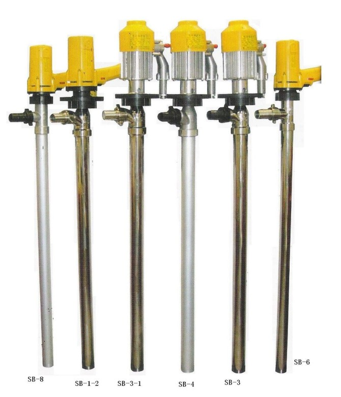 电动油桶泵-上海河山泵业-老品牌金品质
